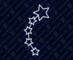 """Светодиодная консоль """"Звездная арка"""""""