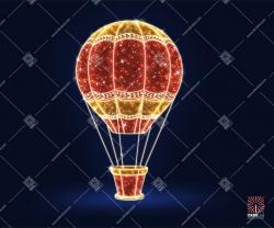 """Светодиодная 3D-фигура """"Воздушный шар"""""""