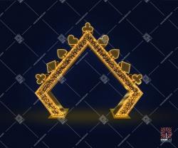 """Светодиодная арка """"Игральная"""""""
