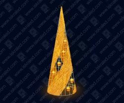 """Светодиодная елка """"Золотая жемчужина"""""""