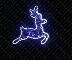"""Светодиодная 2D-фигура """"Грациозный олень""""_2"""