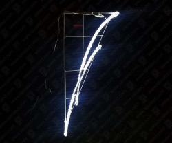"""Светодиодная консоль """"Штрихи в ночи""""_2"""
