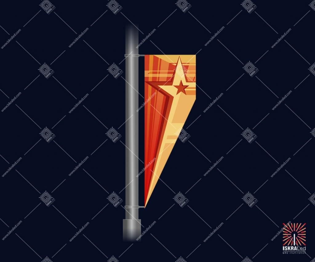 Декоративная консоль К226-1  без подсветки