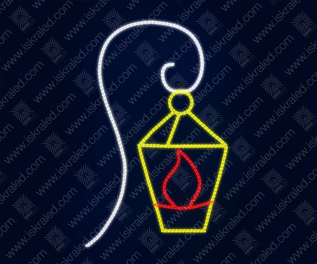 """Светодиодная консоль """"Ночь, улица, фонарь, аптека..."""""""