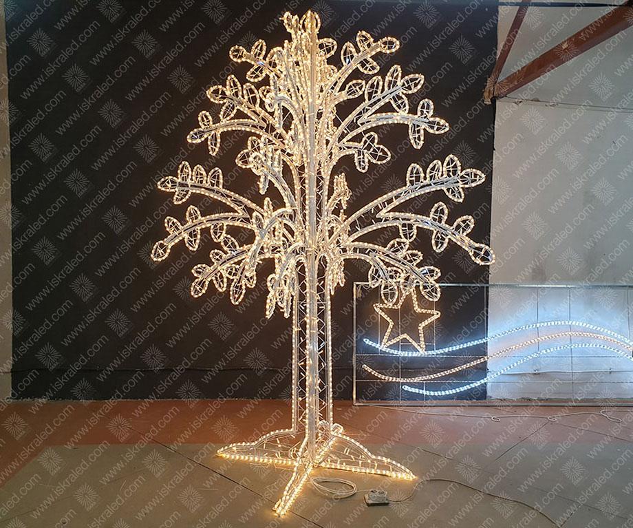 """Светодиодная 3D-фигура """"Дерево"""""""